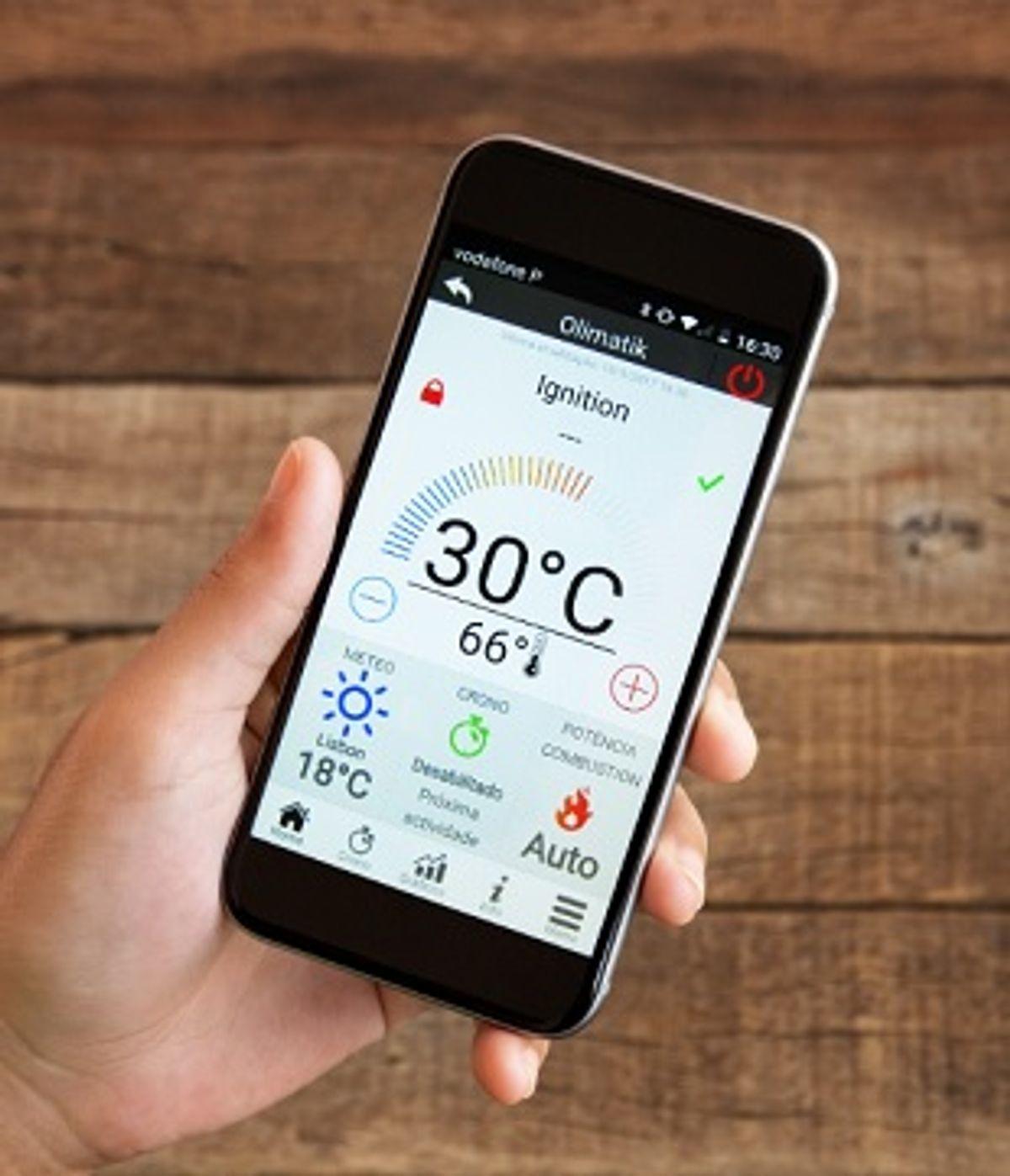 4 Heat App Control